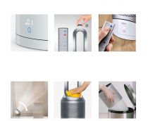 Очиститель Dyson Pure Hot+Cool (HP00)